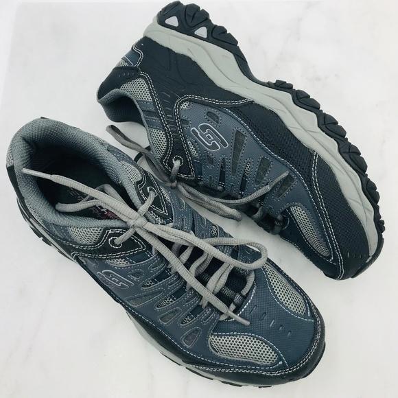 20cda740c42 SKECHERS 50125 Men's After Burn Memory Foam Shoes